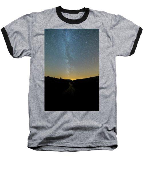 Milky Way Geres 1 Baseball T-Shirt