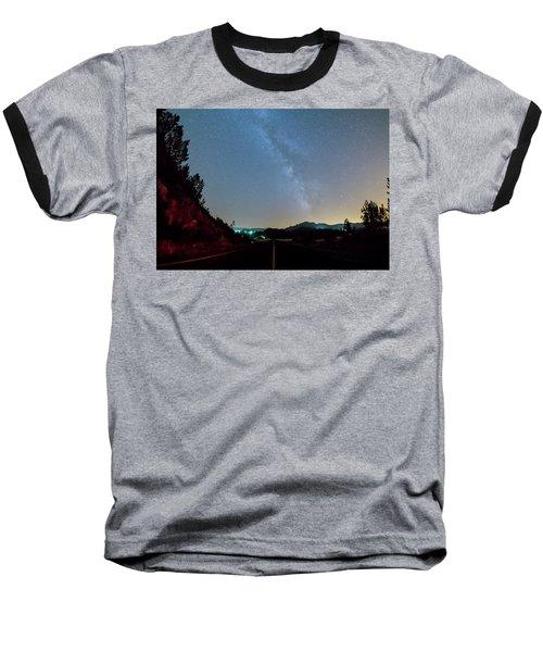 Milky Way Geres 2 Baseball T-Shirt