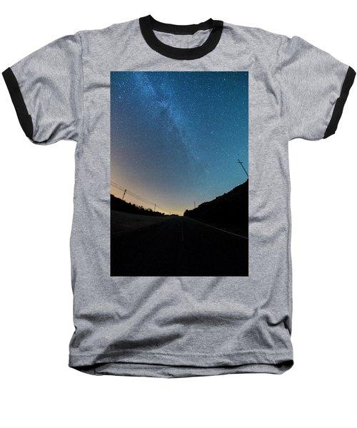 Milky Way Geres 5 Baseball T-Shirt