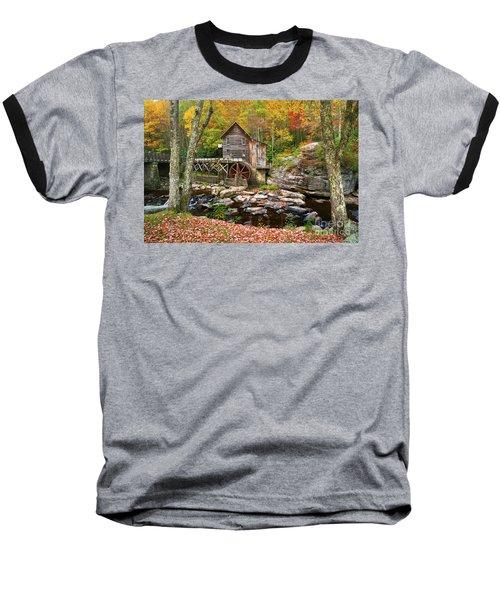 Mill At Babcock State Park Baseball T-Shirt