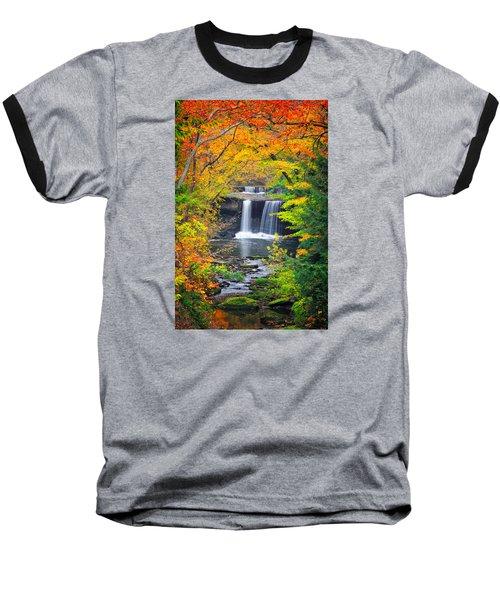 Mill Creek Fall  Baseball T-Shirt