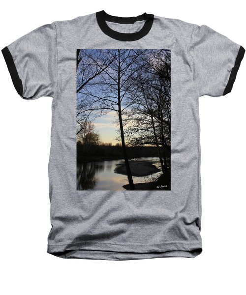 Mill Creek Memories Baseball T-Shirt