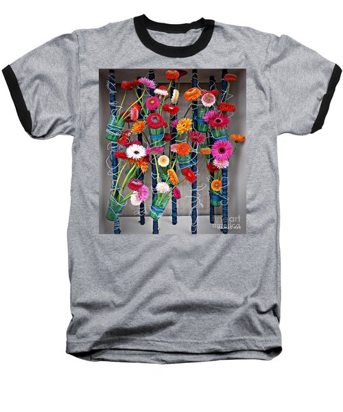 Millefiori Baseball T-Shirt