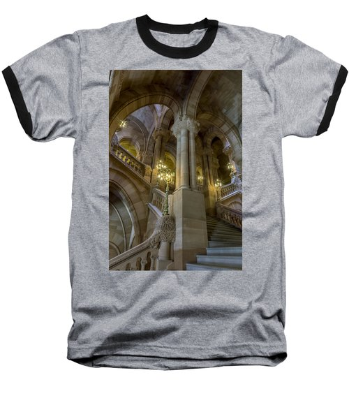 Million Dollar Staircase Baseball T-Shirt