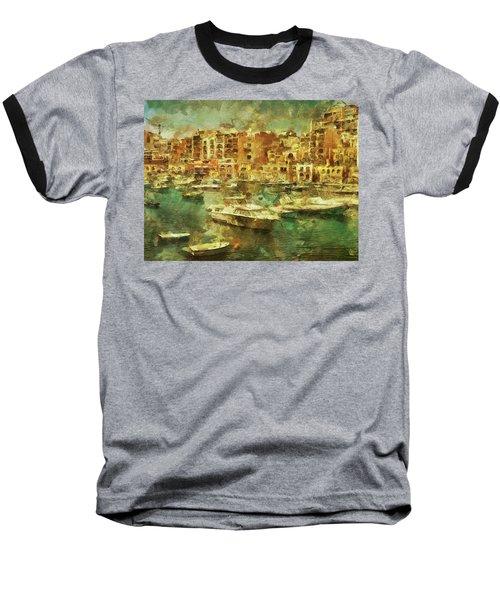 Millionaire's Playground Baseball T-Shirt