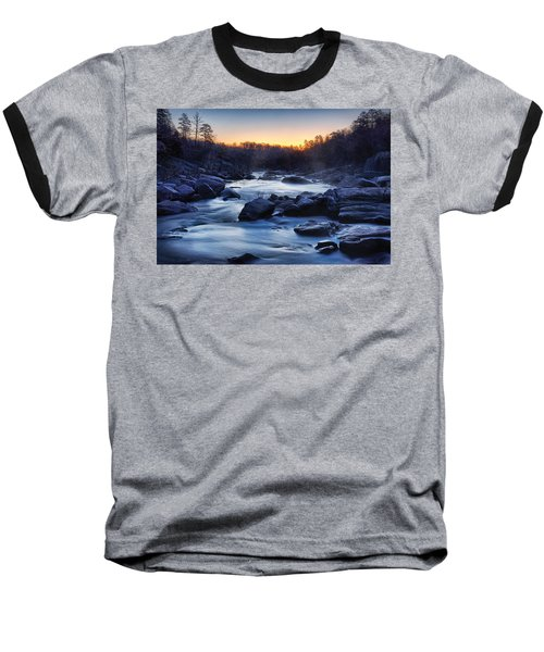 Millstream Gardens  Baseball T-Shirt by Robert Charity