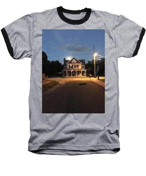 Milton Historic Collins  Baseball T-Shirt