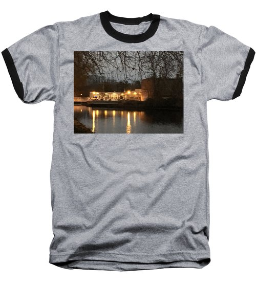 Milton On The Water Baseball T-Shirt