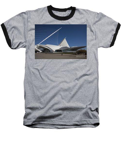 Milwaukee Art Museum Baseball T-Shirt