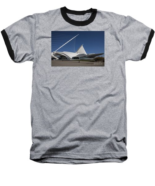 Milwaukee Art Museum Baseball T-Shirt