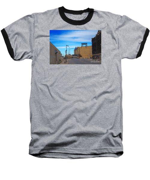 Milwaukee Cold Storage Co Baseball T-Shirt by David Blank