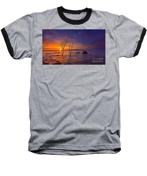 Milwaukee Rising Baseball T-Shirt