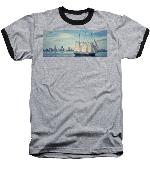 Milwaukee Schooner Baseball T-Shirt