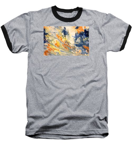 Mind Flow Baseball T-Shirt
