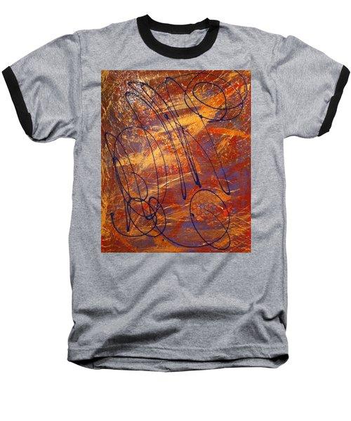 Mind Reflection  Baseball T-Shirt