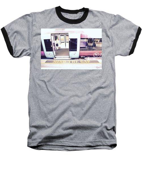 Mind The Gap Baseball T-Shirt