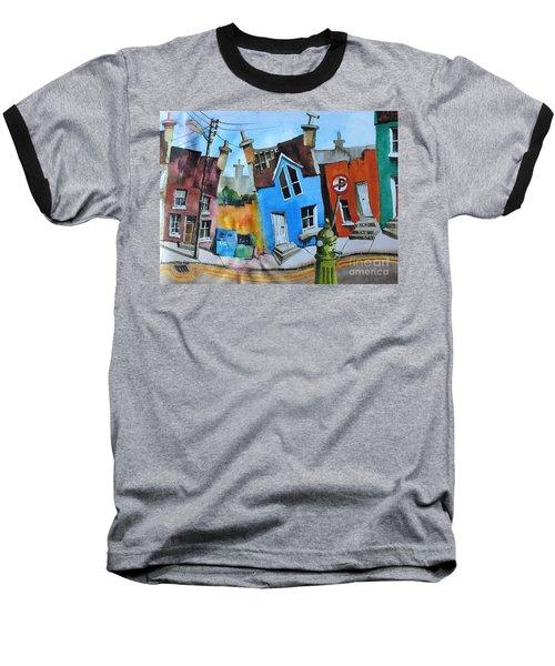 Mind The Step In Ardgrooom Baseball T-Shirt
