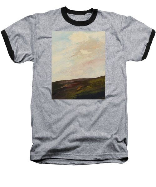Mindful Landscape Baseball T-Shirt