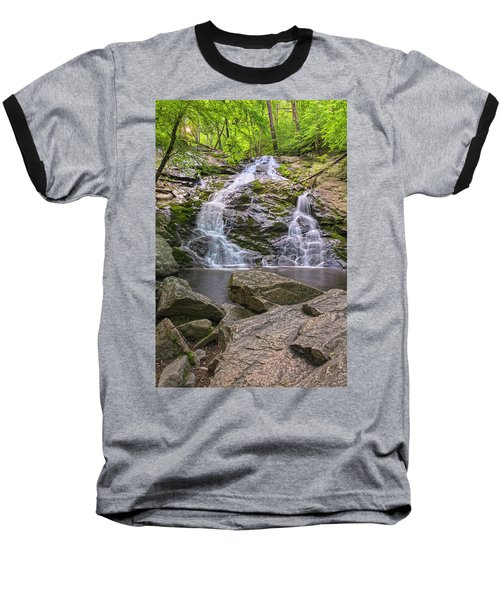 Mineral Springs Vertical Baseball T-Shirt by Angelo Marcialis