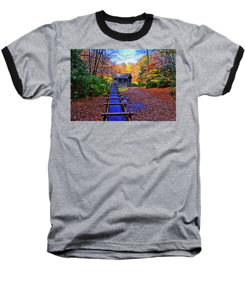 Mingus Mill 002 Baseball T-Shirt by George Bostian