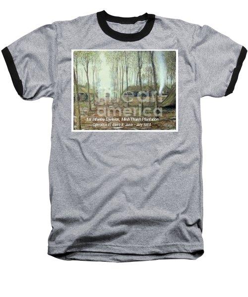 Minh Thanh Rubber Baseball T-Shirt