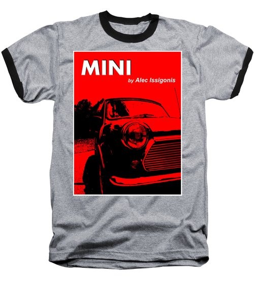 Baseball T-Shirt featuring the photograph Mini by Richard Reeve