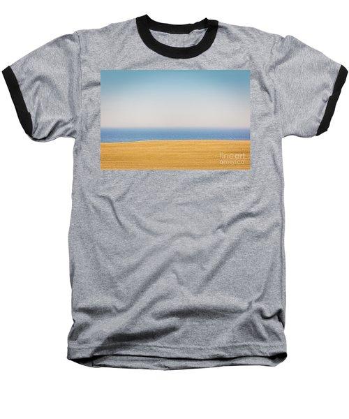 Minimal Lake Ontario Baseball T-Shirt
