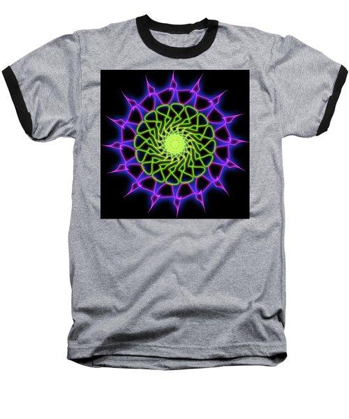 Minimal Trance Baseball T-Shirt