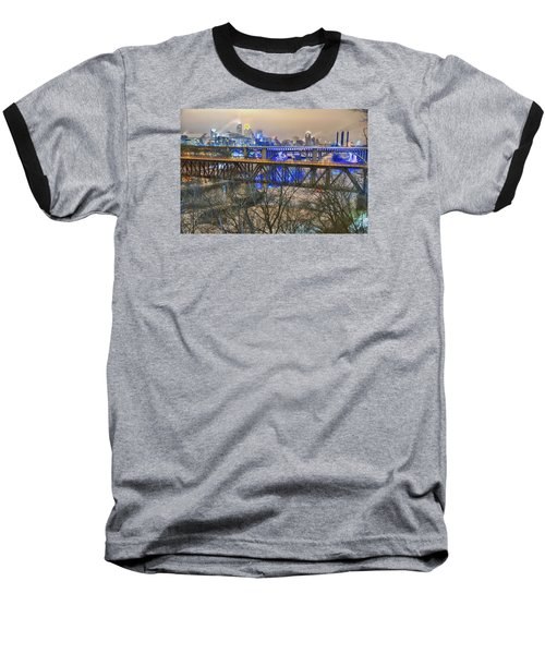 Minneapolis Bridges Baseball T-Shirt