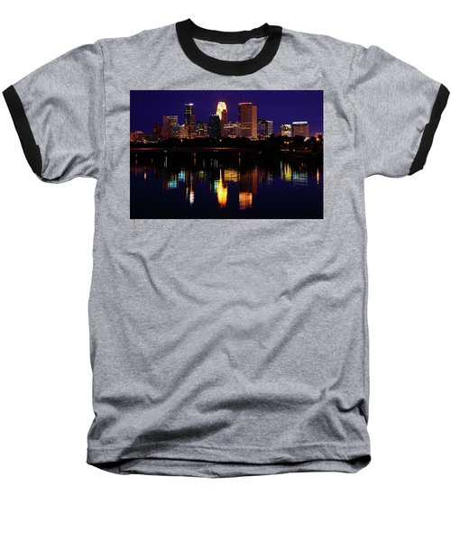 Minneapolis Twilight Baseball T-Shirt