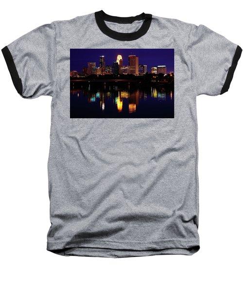 Minneapolis Twilight Baseball T-Shirt