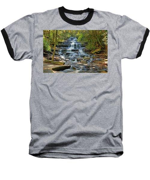 Minnehaha Falls Baseball T-Shirt