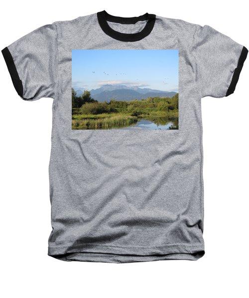 Minnekhada Park Baseball T-Shirt