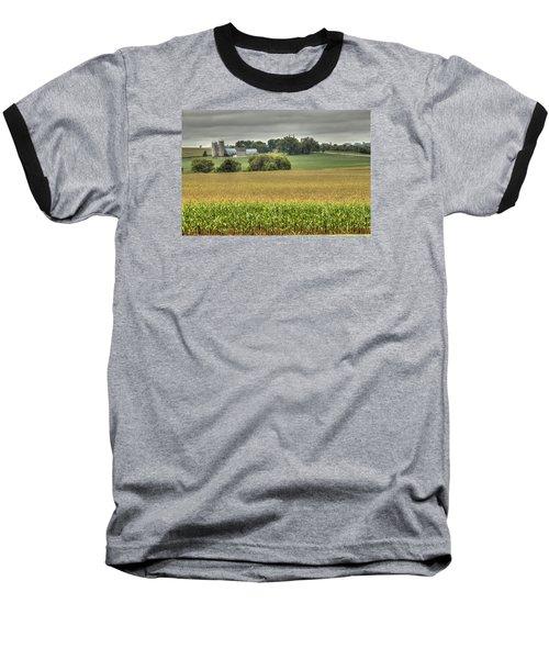 Minnesota Farm Baseball T-Shirt
