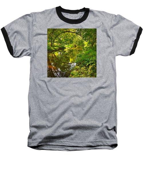 Baseball T-Shirt featuring the photograph Minnesota Living by Lisa Piper