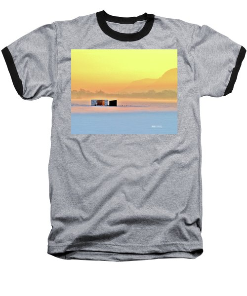 Minnesota Sunrise Baseball T-Shirt