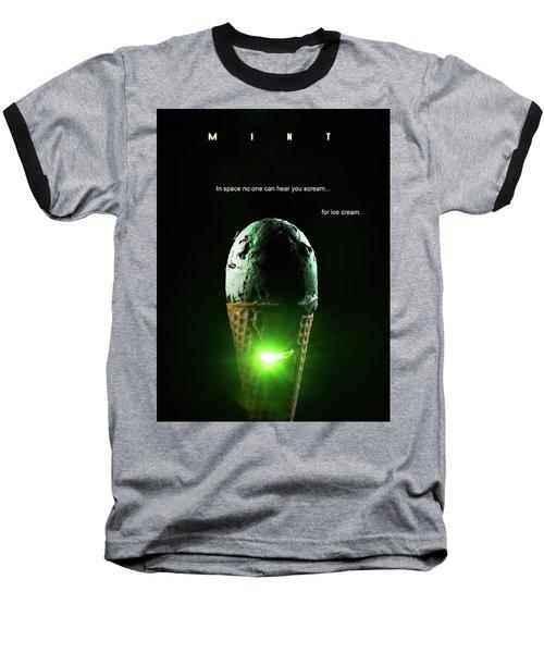 Mint Baseball T-Shirt