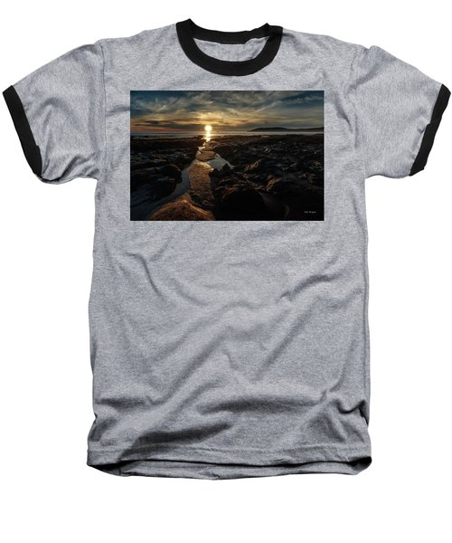 Minus Tide Baseball T-Shirt