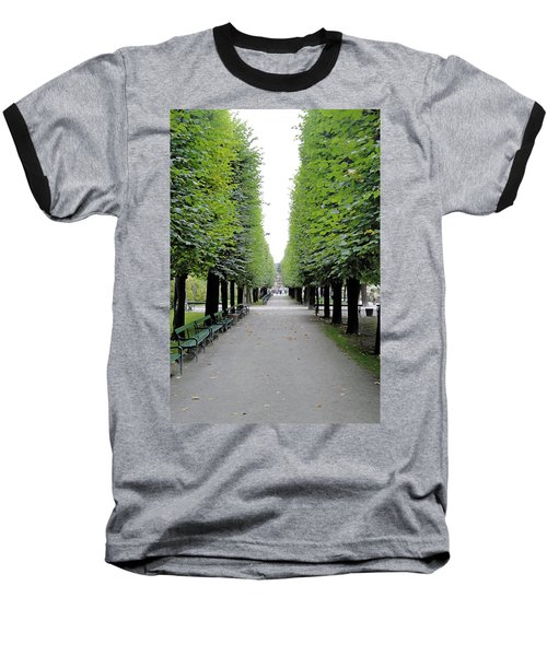 Mirabell Garden Alley Baseball T-Shirt