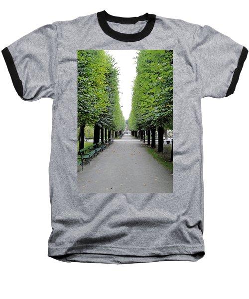 Mirabell Garden Alley Baseball T-Shirt