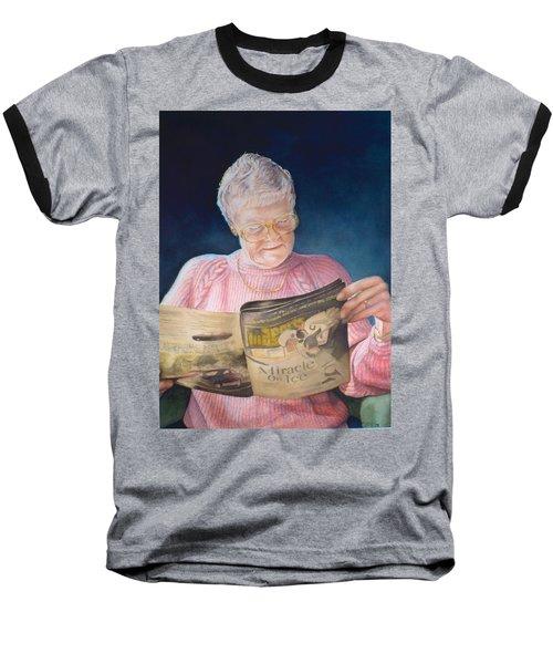 Miracle On Ice Baseball T-Shirt