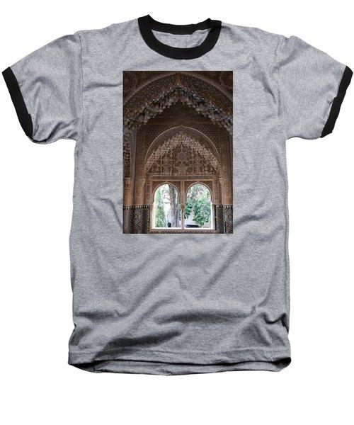 Mirador De Daraxa Baseball T-Shirt