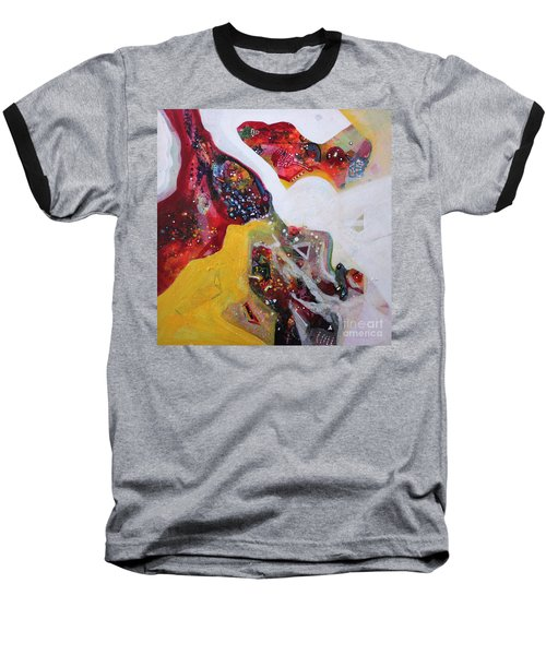 Mirage V Baseball T-Shirt by Sanjay Punekar