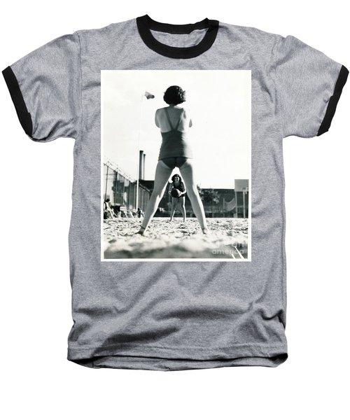 Miramar Pool, 1932 Baseball T-Shirt