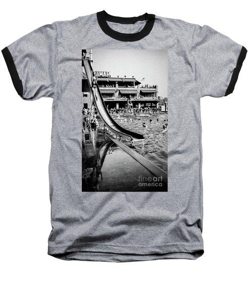 Miramar Pool  Baseball T-Shirt