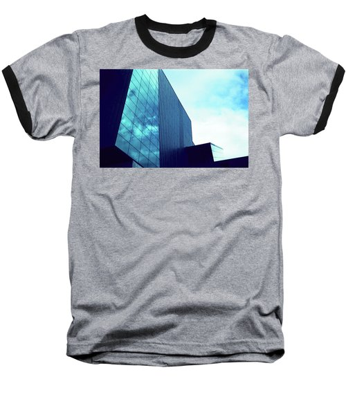 Mirror Building 1 Baseball T-Shirt