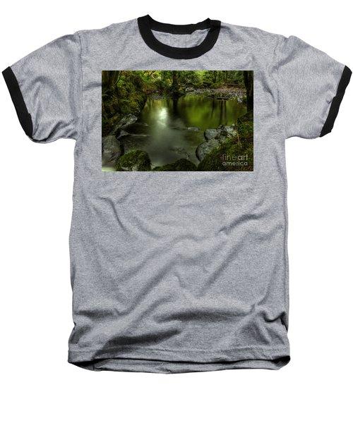 Mirror Pool Baseball T-Shirt