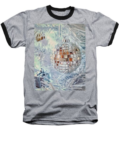 Mirror Tree Ornament Baseball T-Shirt