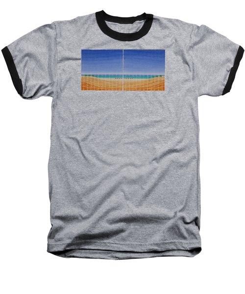 Mirror Twin Beaches Baseball T-Shirt