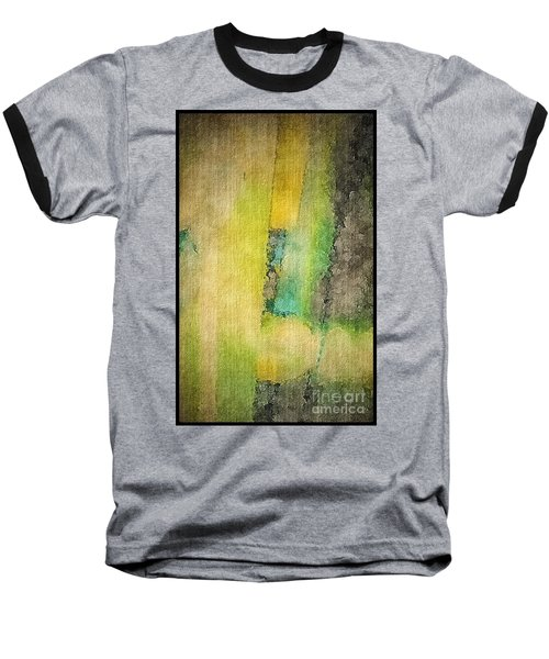 Mirror Baseball T-Shirt by William Wyckoff